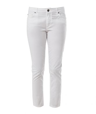 OUTLET ZOE PANTS bright white