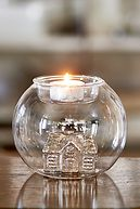 RM HOUSE TEALIGHT HOLDER M