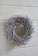 RANTUM BEACH WREATH 40CM