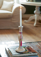 CALA D´HORT CANDLE HOLDER PINK M