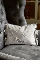 RESIDENZA FEATHER PILLOW COVER WHITE 40X30