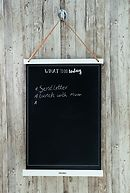WHAT TO DO TODAY CHALKBOARD