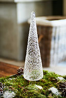 BENNINGTON GLASS CHRISTMAS TREE