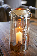 OUTLET GOLDEN HARVEST LANTERN L