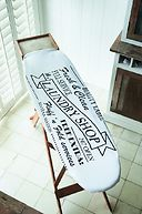 LAUNDRY SHOP IRONBOARD COVER L