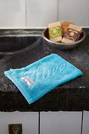 SPA SPECIALS WASH CLOTH AQUA