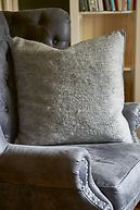RESIDENZA CASHMERE PILLOW COVER GREY 50X50