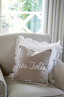 TRÈS JOLIE PILLOW COVER 40X40